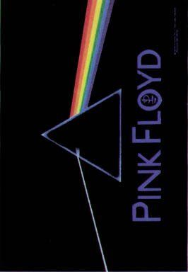 Pink Floyd Dark Side Of The Moon 30 X 40 Textile Poster By