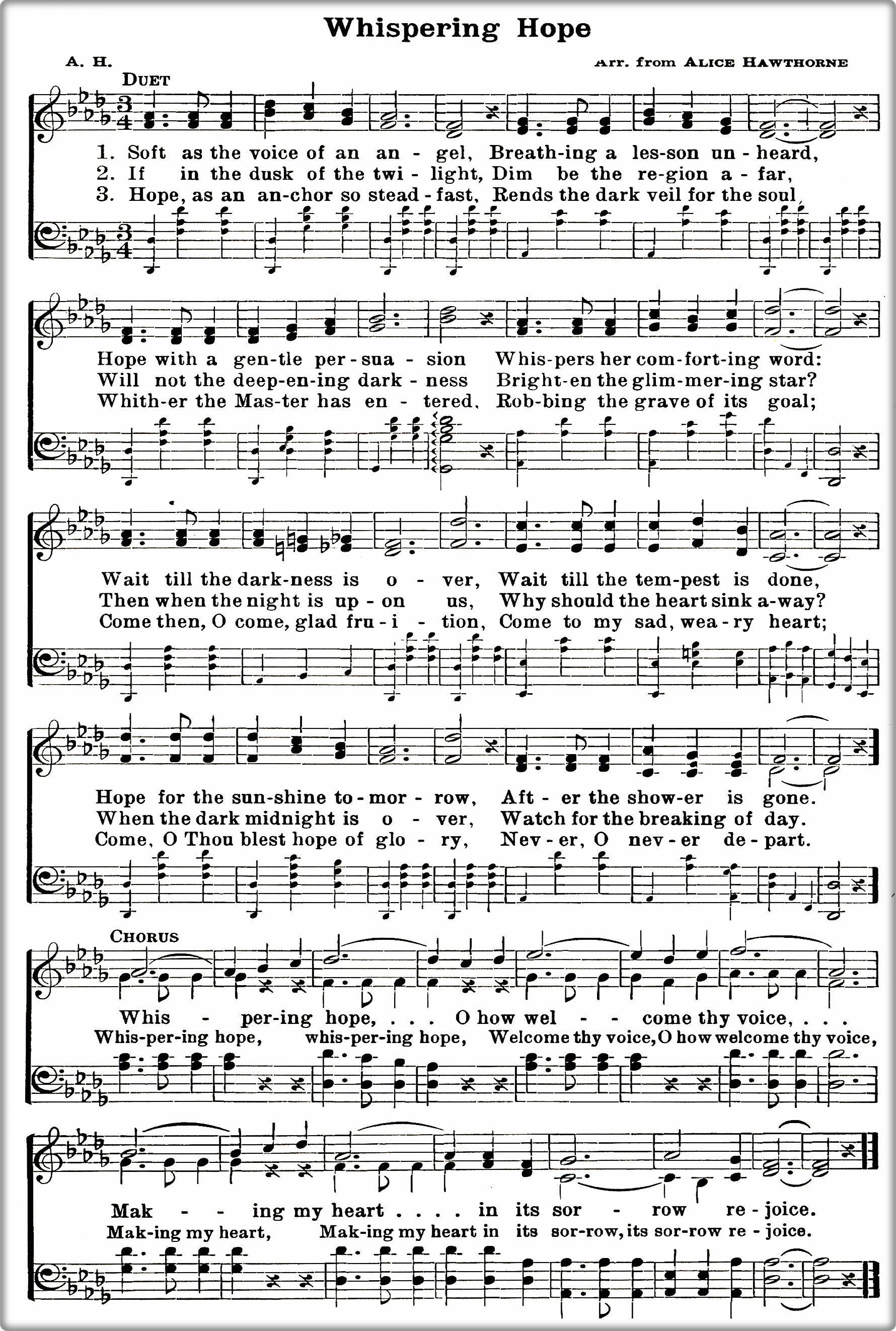 Gospel Hymns | Gospel Music | Music chords, Praise songs, Church songs