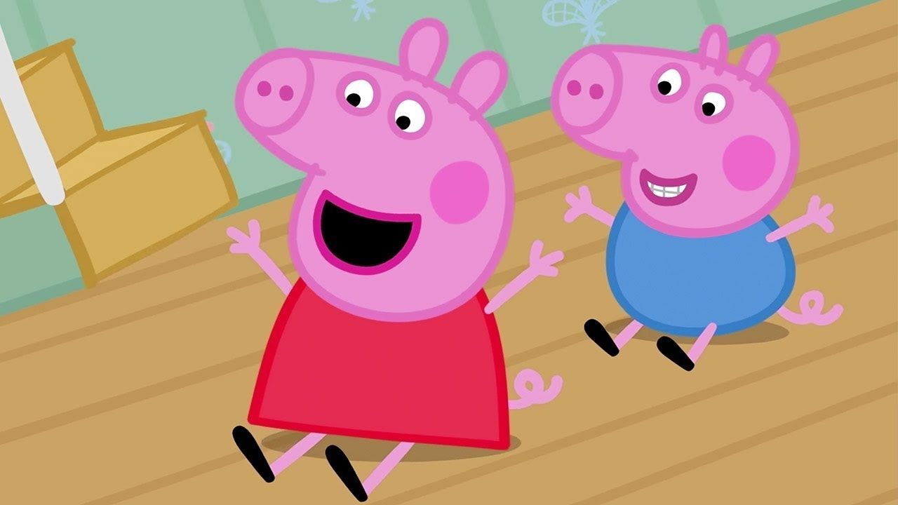 Peppa Pig Official Channel Peppa Pig Papa Pig Peppa