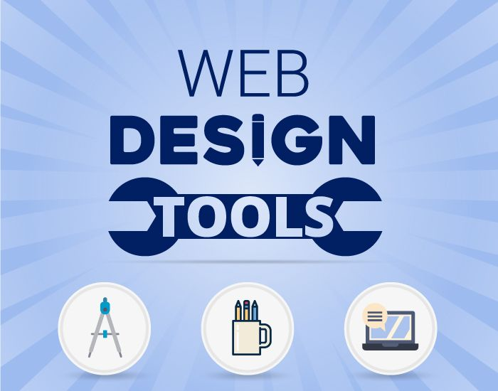 Web design tools: 13 Experts reveal their 3 favourite tools