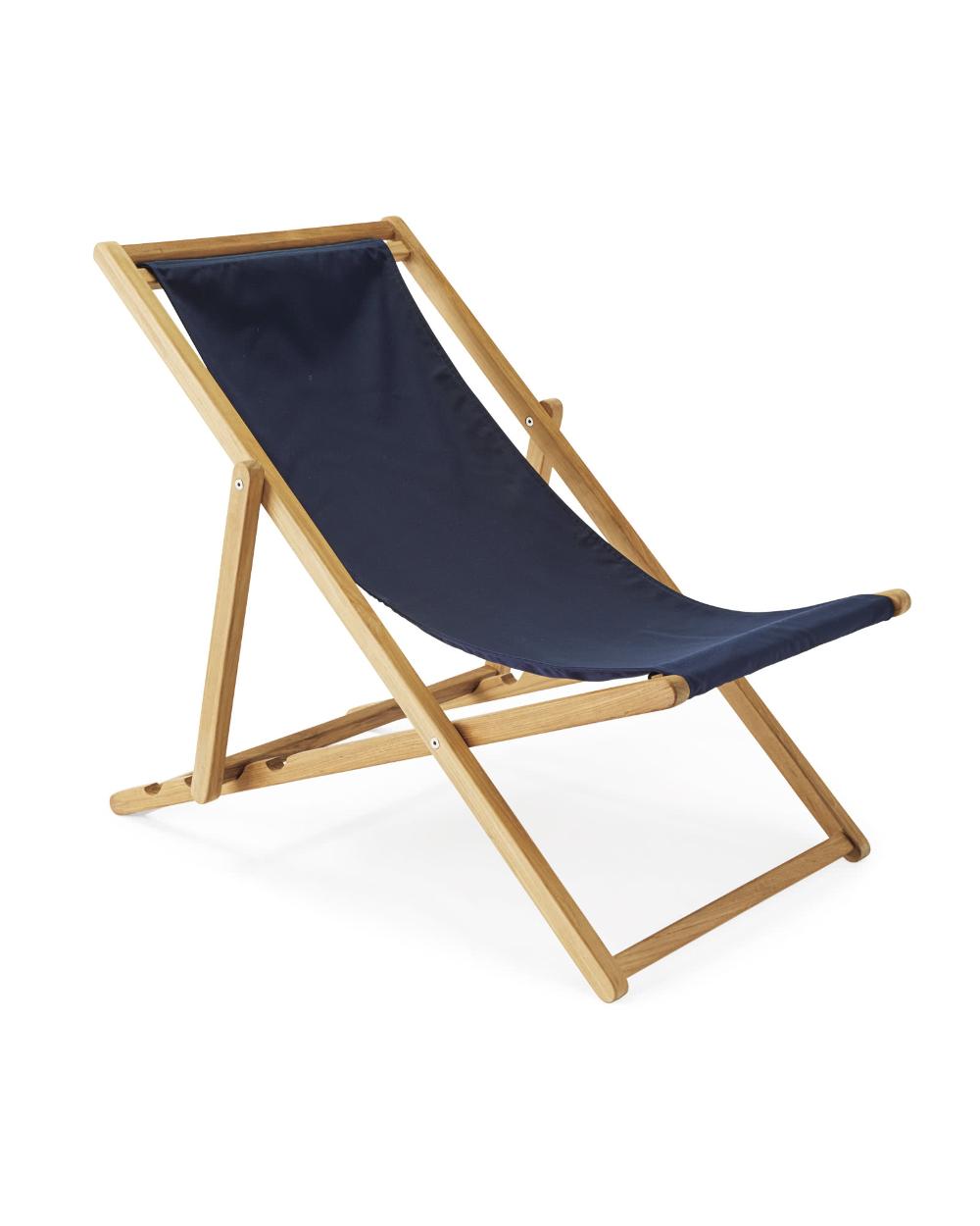 Teak Sling Chair Vozeli Com