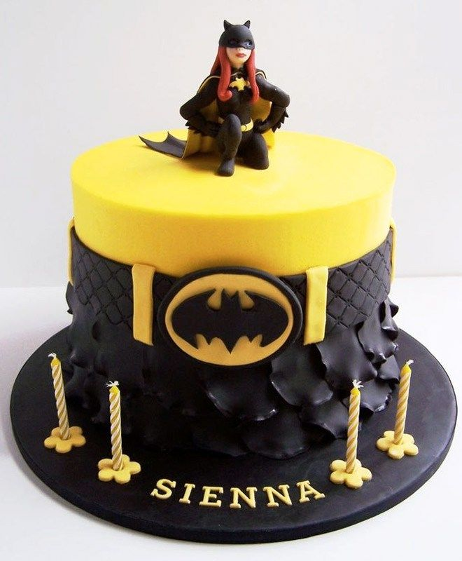 Cakespiration 13 Superhero Cakes For The Ultimate Party Fiesta