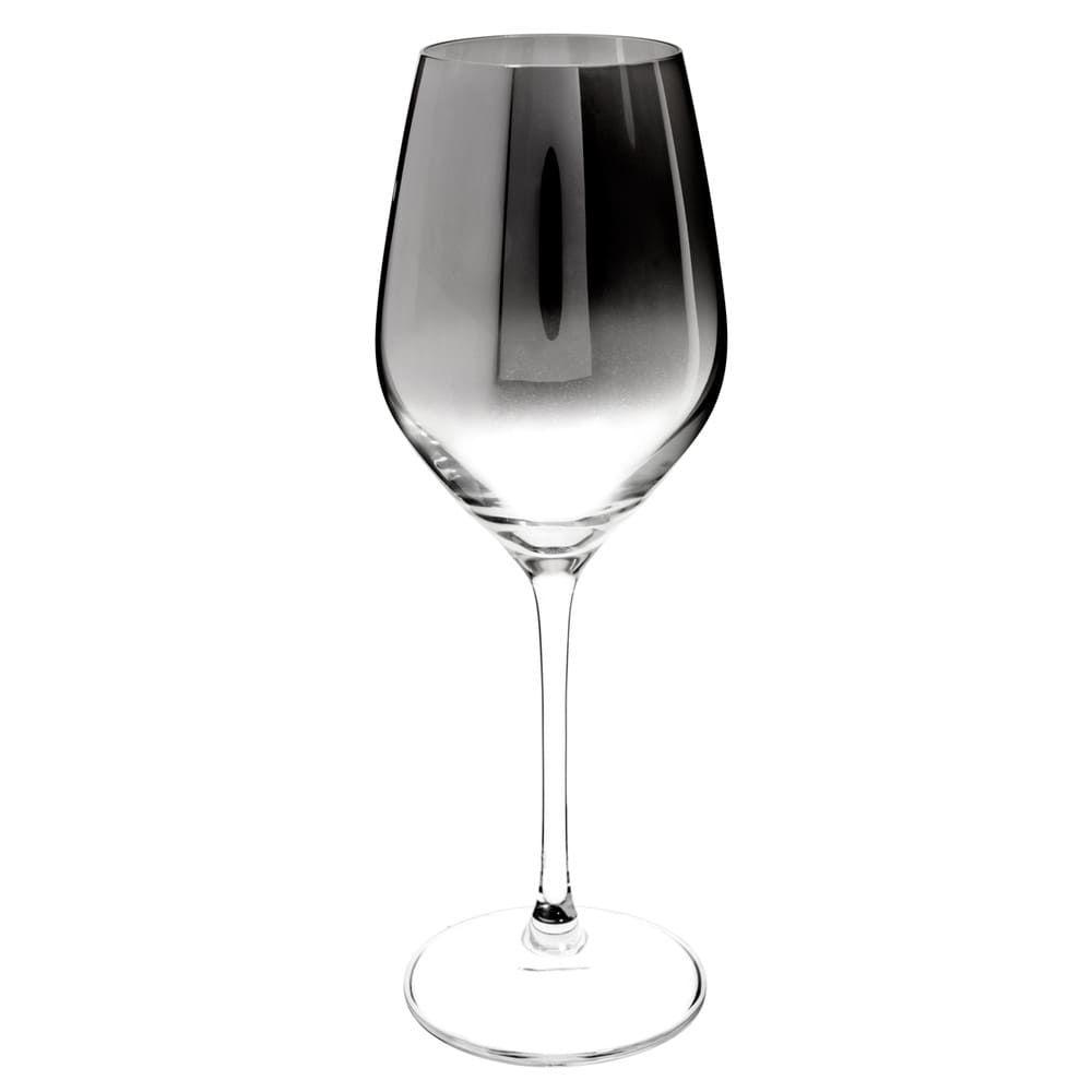 Verre à vin en verre effet chromé   Maisons du Monde   Halloween