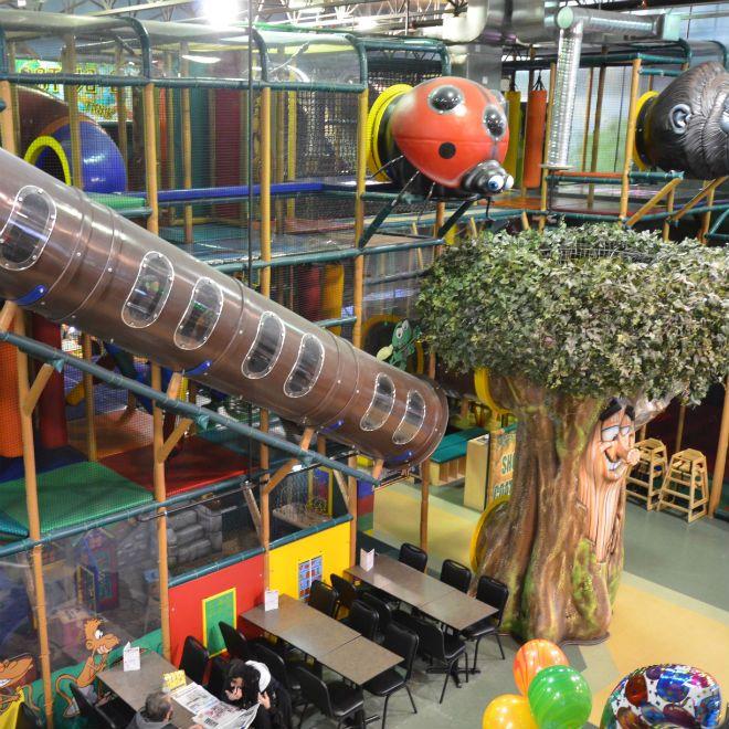 Best Indoor Playgrounds In Canada Training Center