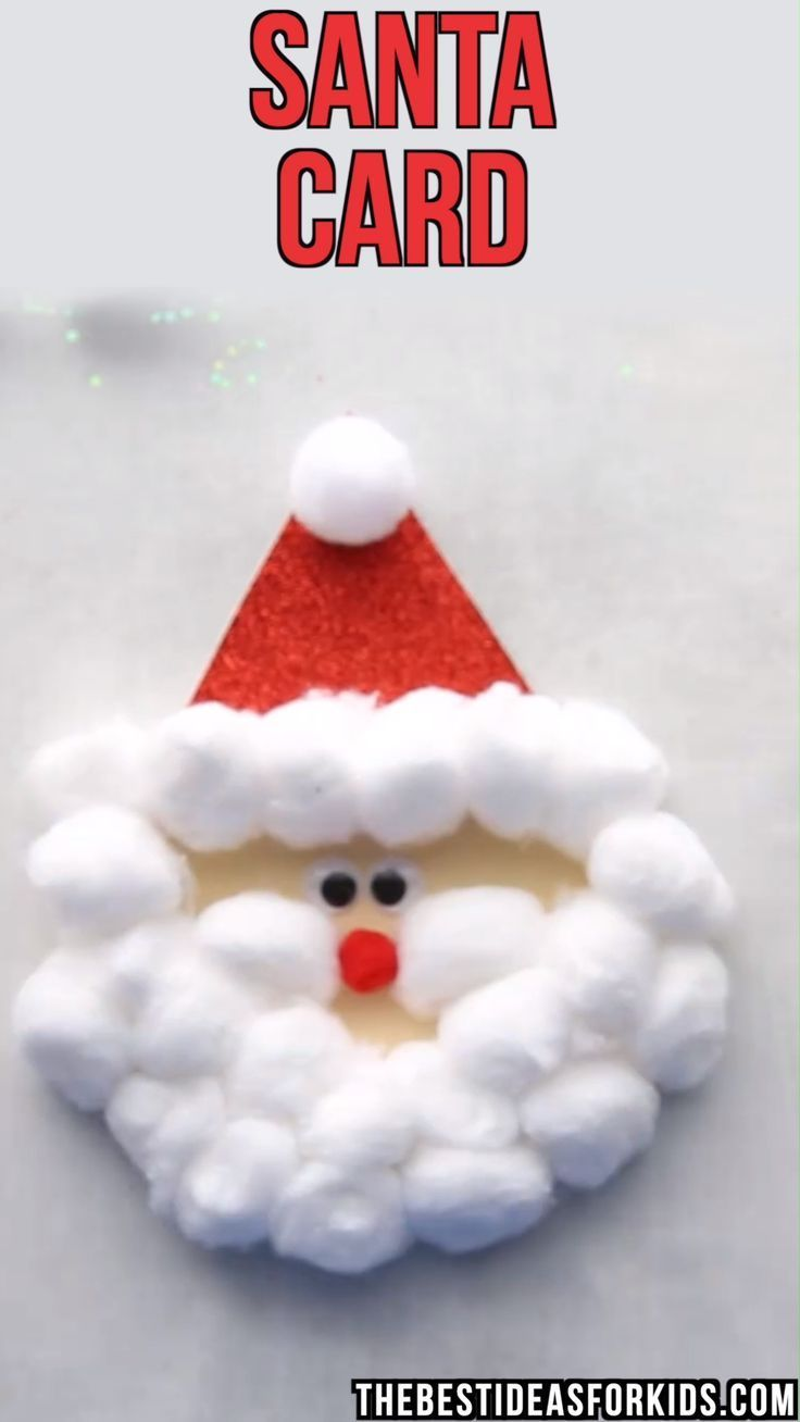 Photo of free printable christmas cardsSANTA CARD #christmasgift #santa | Christmas gift ……