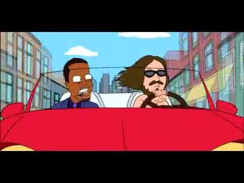 Passion of The Christ 2 Trailer - Family Guy