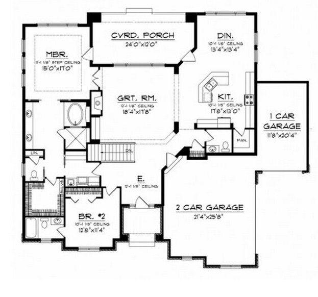 planos de casas 200 m2