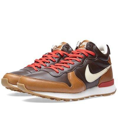 huge selection of 3c24e 72886 Nike Internationalist Mid  Escape  (Baroque Brown)