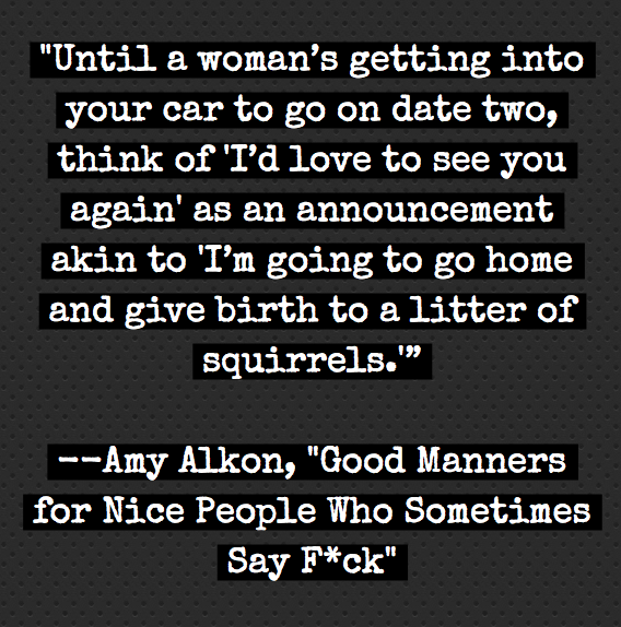 "Amzn Quote Another Fine Quote From Amy Alkon Author ""good Manners For Nice"