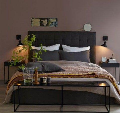 65 Einmalig Dunkle Mobel Schlafzimmer Ideen Erstaunliches Design Dunkle Mobel Schlafzimmer Ideen Dunkle Mobel Schlafzimmer Zimmer Wandfarbe Taupe