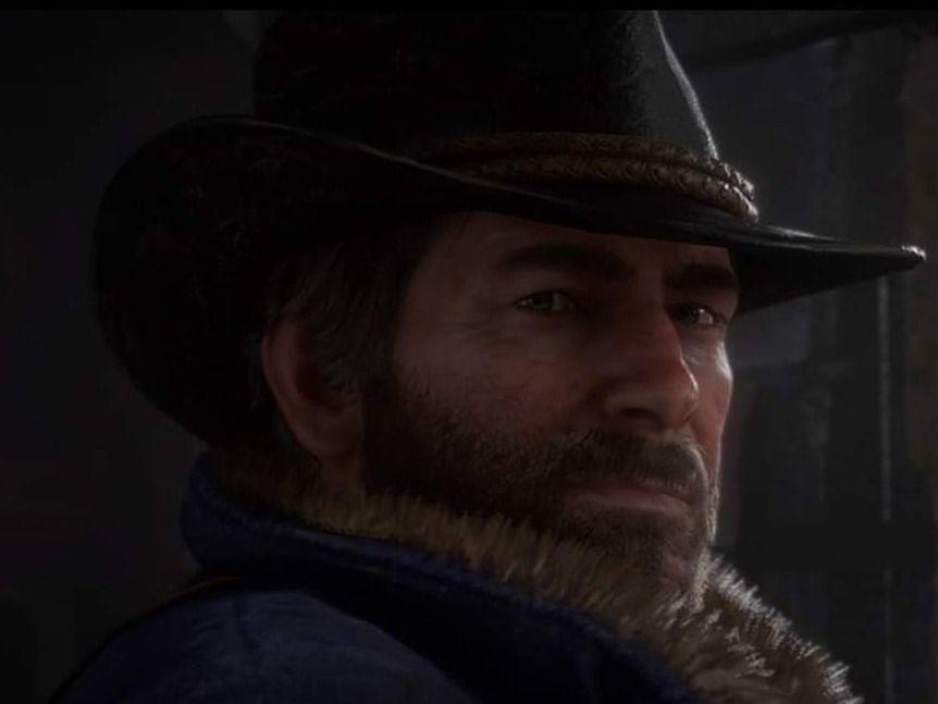 Arthur Morgan Red Dead Redemption Ii Red Dead Redemption Art