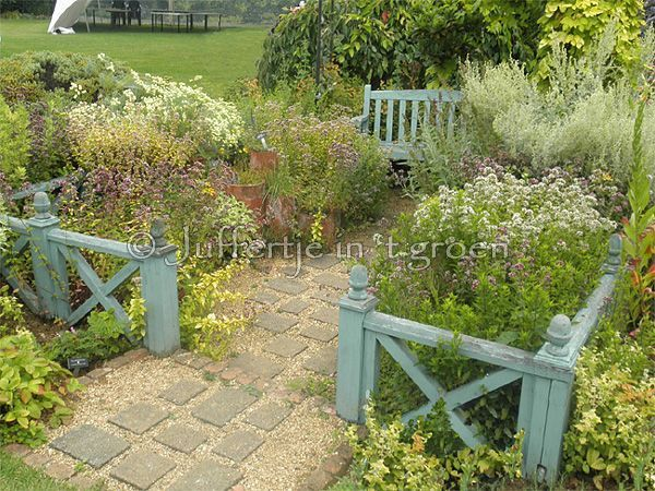 romantische tuinen voorbeelden - Google zoeken