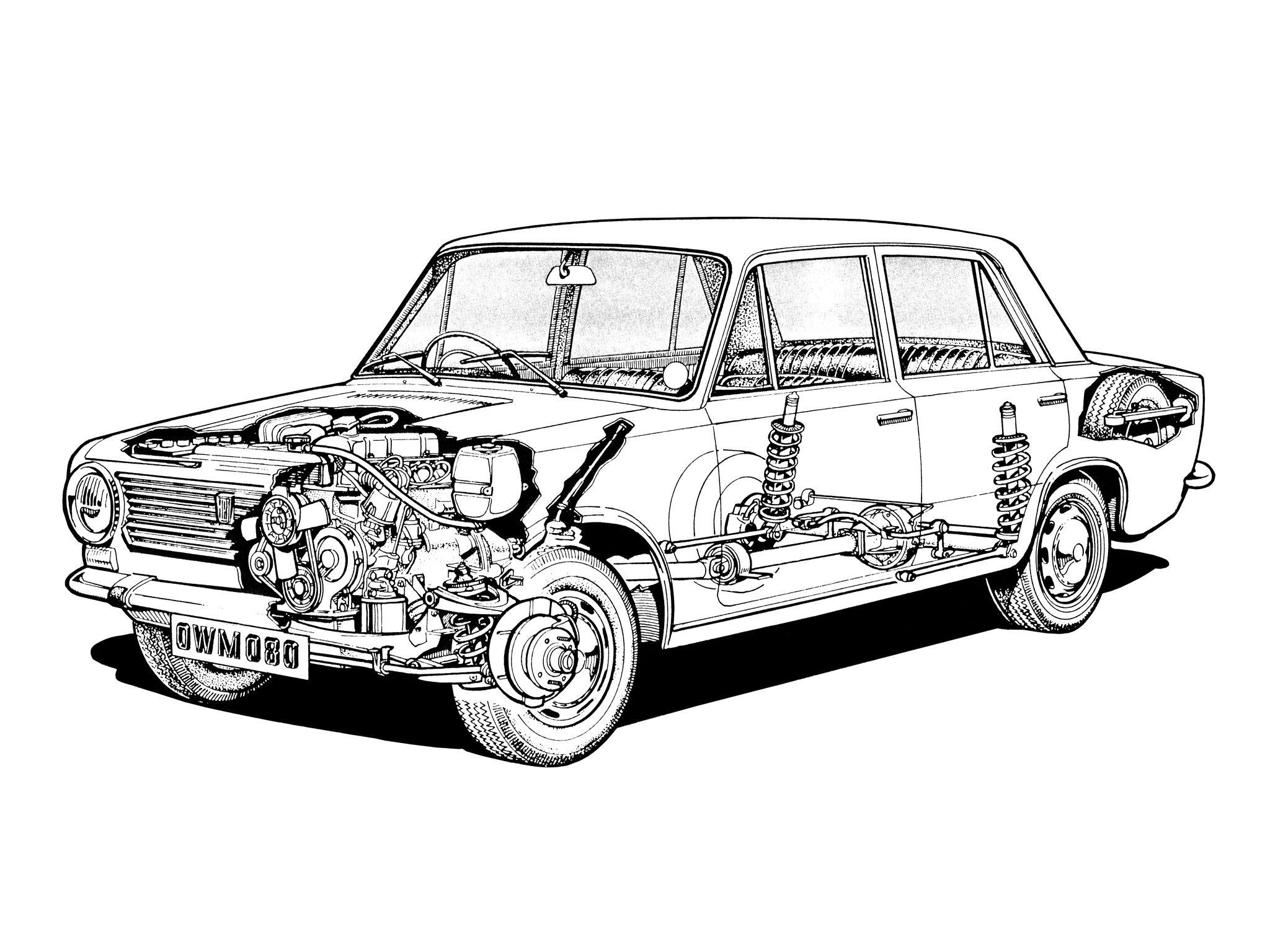 Fiat 124 Uk Specs