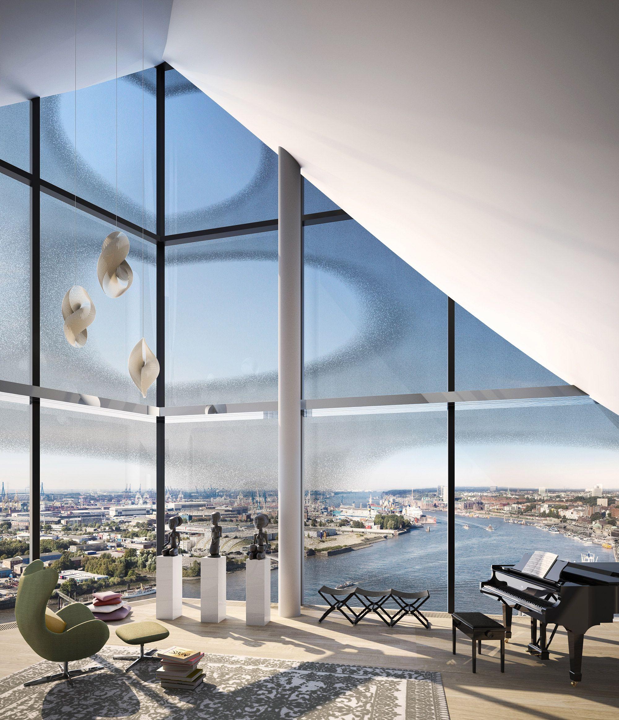 wohnungen in der elbphilharmonie kaufen interior design inspiration pinterest engelchen. Black Bedroom Furniture Sets. Home Design Ideas