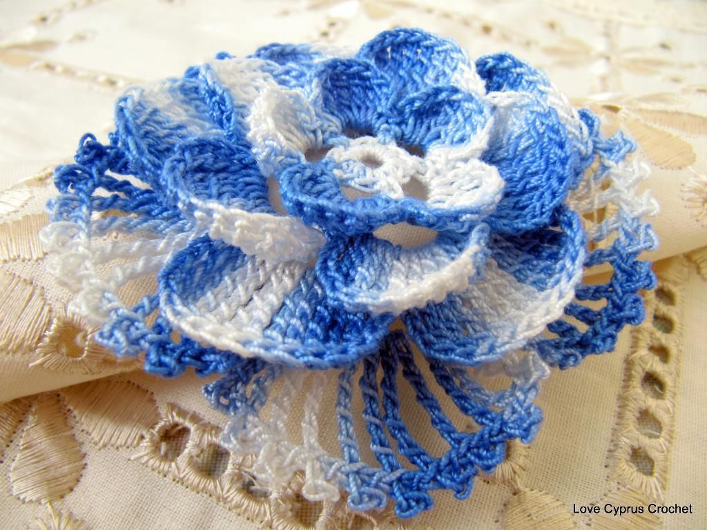 Crochet flower patterns beautiful crochet by lyubava crochet crochet flower patterns beautiful crochet by lyubava crochet crocheting pattern izmirmasajfo Image collections