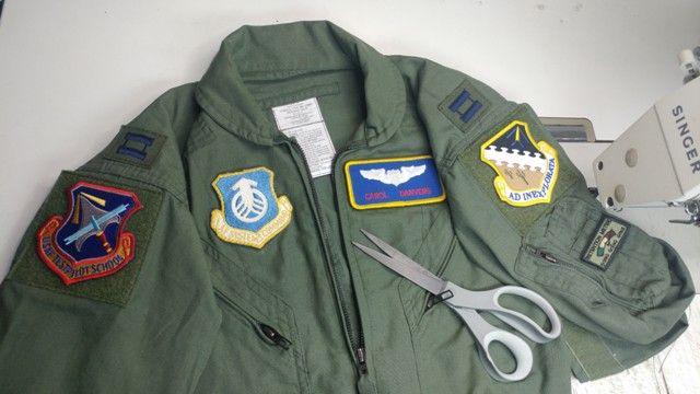 2db4c2e9f82 Capt Carol Danvers (Flight Suit Flashback Patch Set) Captain Marvel -  STITCH S LOFT
