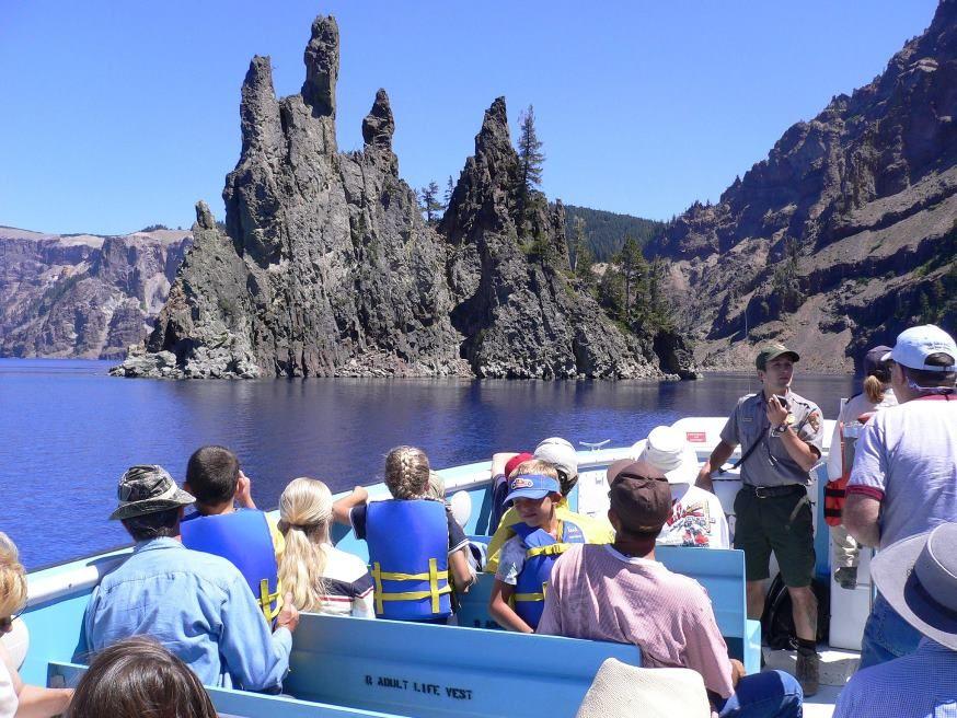 Crater lake national park grants funding national park