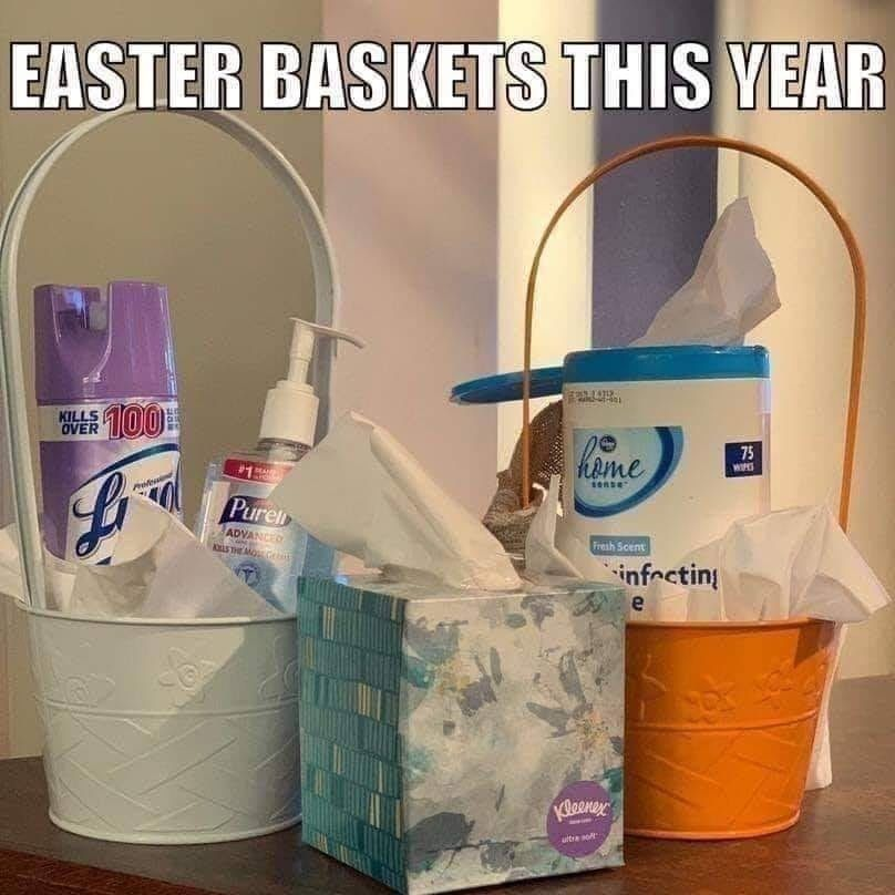 Pin By Linda Dorshaw On My Kind Of Humor Funny Easter Memes Easter Humor Funny Memes