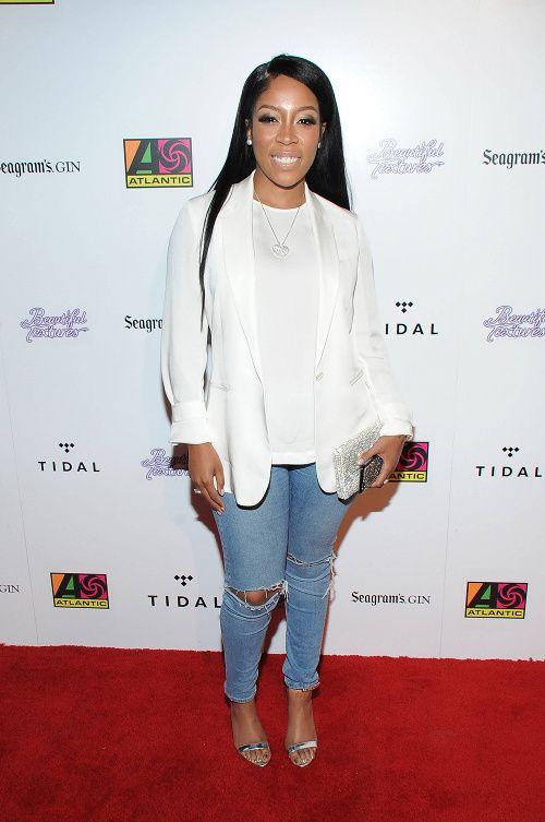 Janelle Monae 2015 Bet Awards