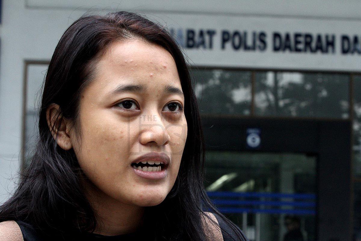 Remaja dakwa diugut rogol, mahu balai polis berbeza siasat dakwaan - http://malaysianreview.com/122507/remaja-dakwa-diugut-rogol-mahu-balai-polis-berbeza-siasat-dakwaan/
