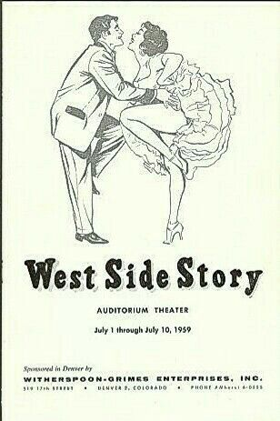 a comparison of leonard bernsteins west side story and stephen sondheims ragtime Symphonic dances form west side story was premiered by the new york philharmonic on february 13, 1961, but the conductor was lukas foss bernstein was named music director of the philharmonic one year after the opening of wss, and although he later performed and recorded the dances with.