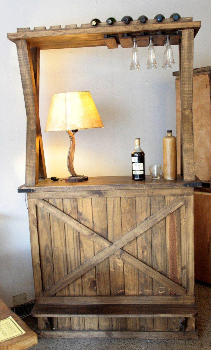 bar rústico - Buscar con Google | Pallets | Pinterest | Gartenecke ...