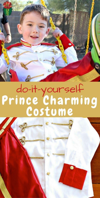 No sew prince charming costume prince charming costume prince halloween costumes solutioingenieria Choice Image