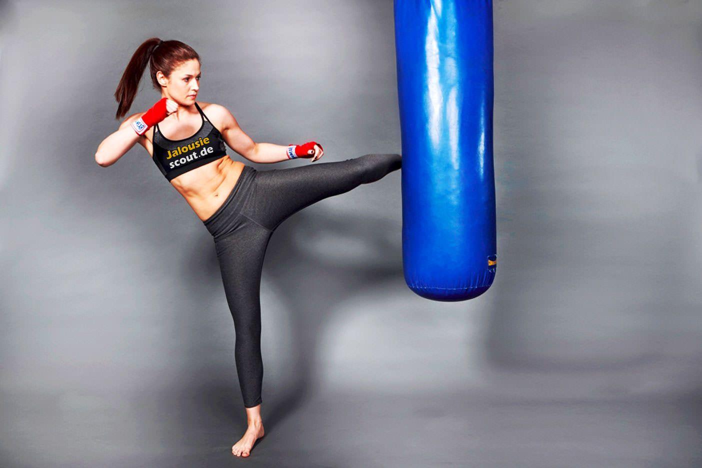 marie lang kickboxen