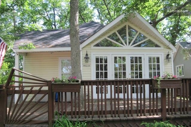 Charming Cabin On Lake Geneva Wi Airbnb House Styles