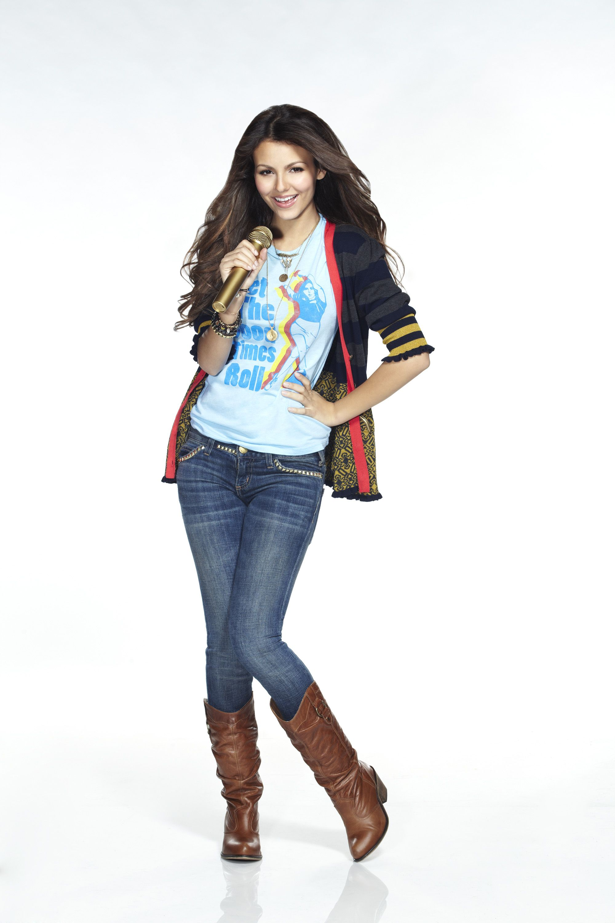 Victoria Justice Victorious Photoshoot