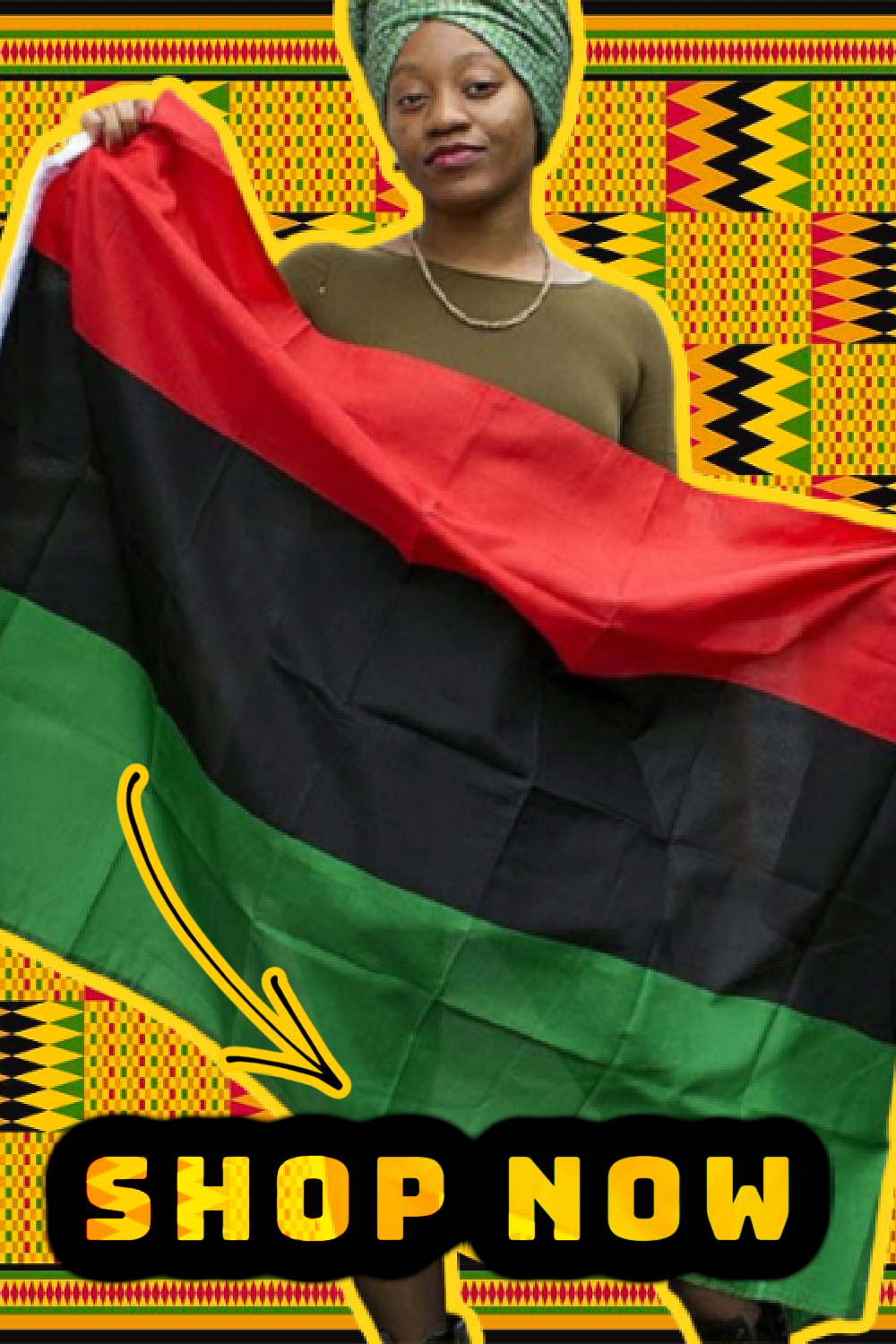Rbg Flag For Sale In 2020 Black And Red Red Black Green Flag Rbg