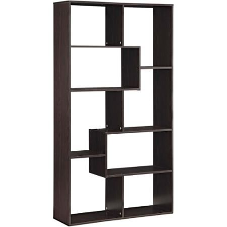 Mainstays Home 8 Shelf Bookcase
