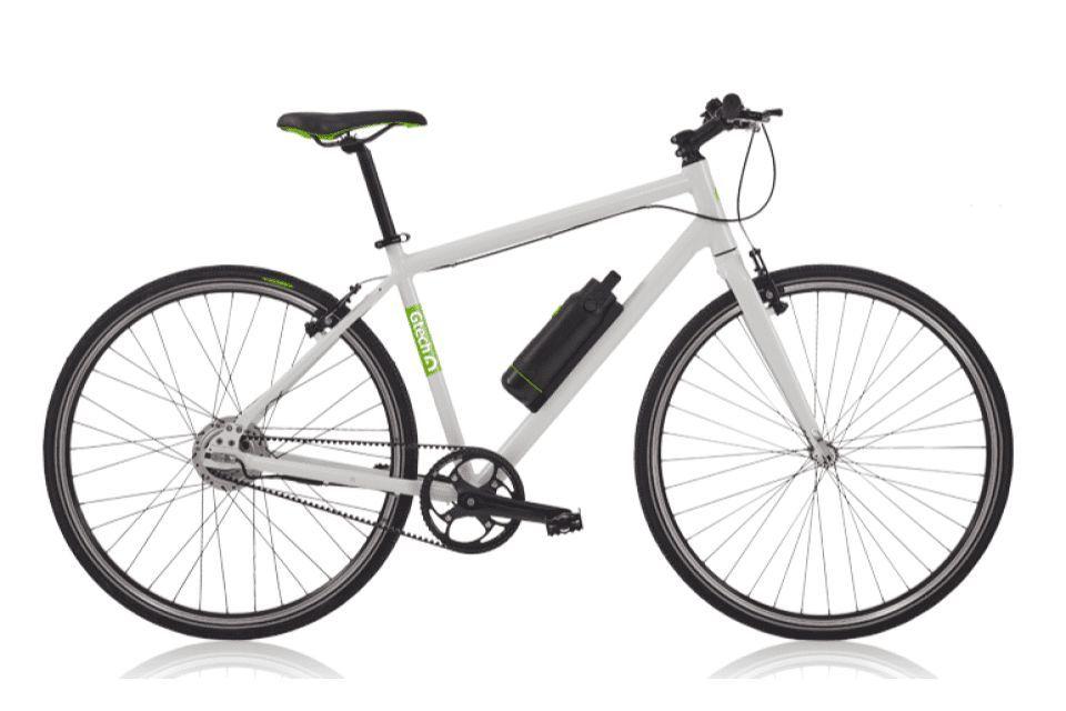 Carrera Electric Folding Bike