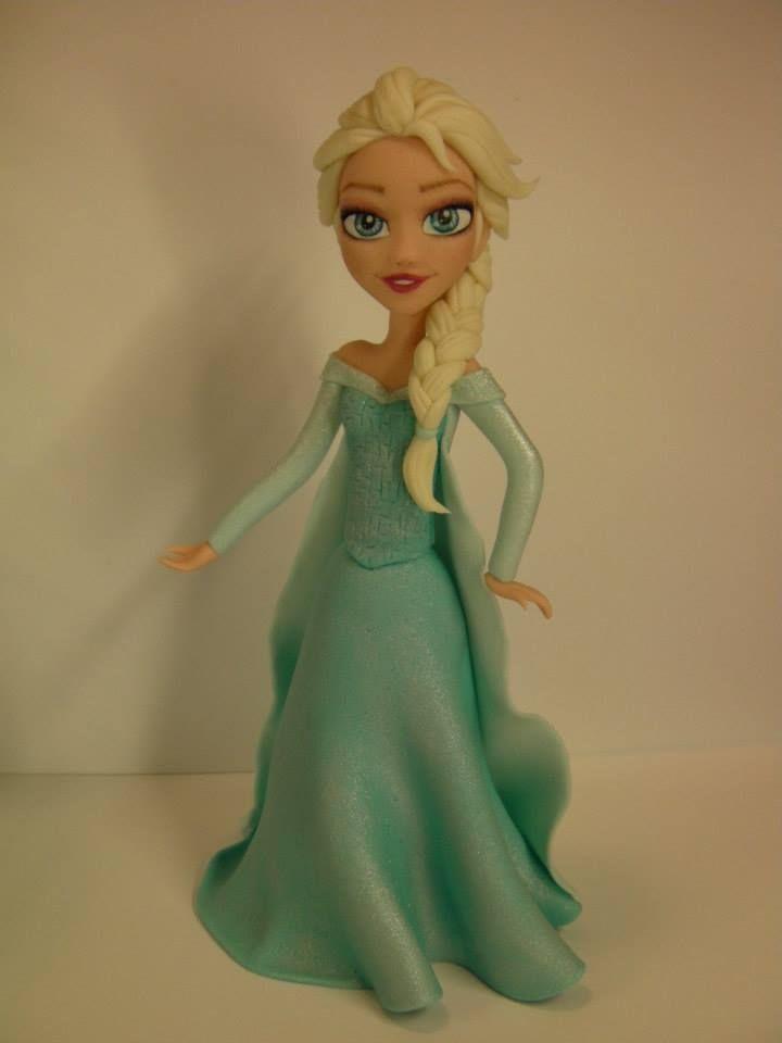 Elsa Frozen Tutorial Cerca Con Google Torte A Tema Principesse Idee Torta