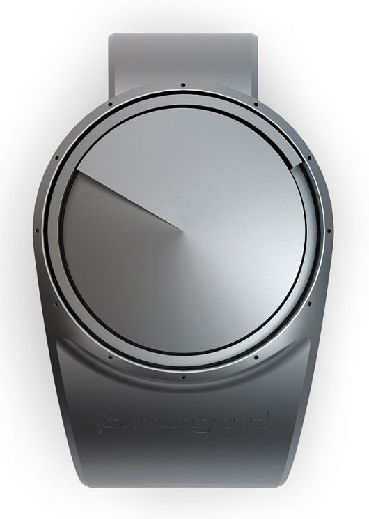 Jormungand Watch by Dave Prince | Daily design inspiration for creatives | Inspiration Grid