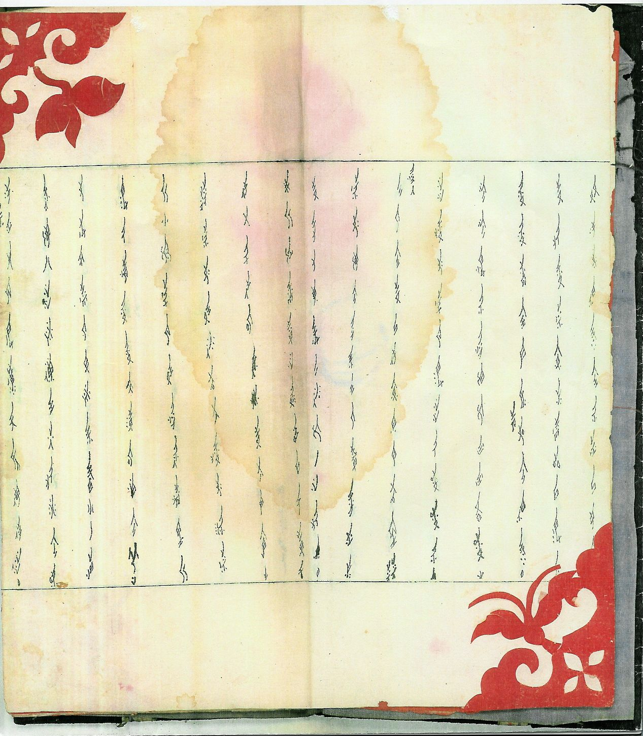 Nushu Writing- a form syllabic script in China used exclusively by women, and almost extinct with very few able to write it today.