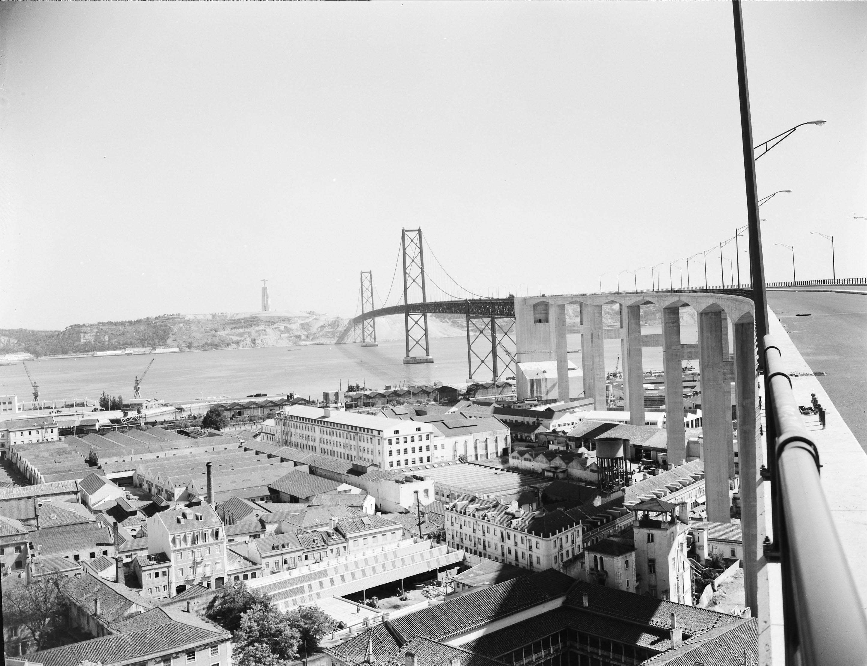 Ponte Salazar / 25 de Abril, Lisboa
