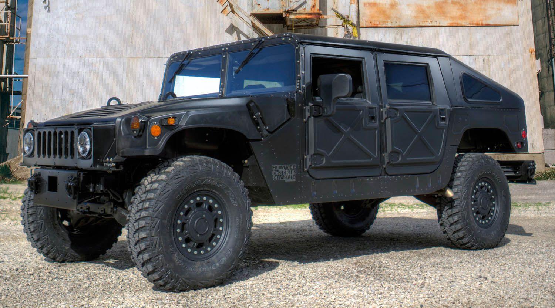 هامر اتش1 تعود الى الانتاج مجددا انها هامفي سي سيريز موقع ويلز Hummer Tactical Truck Hummer H1