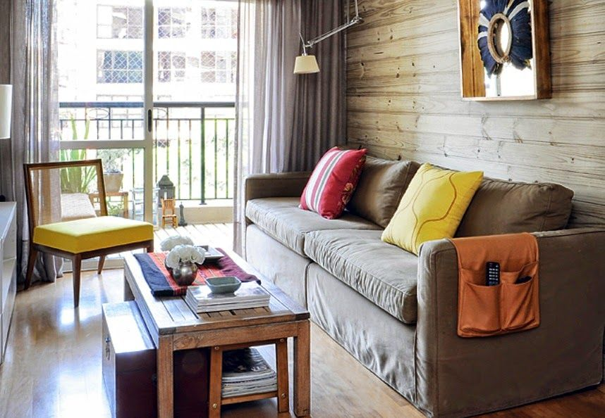 Decoracion moderna y barata simple casa moderna en for Salas pequenas y baratas