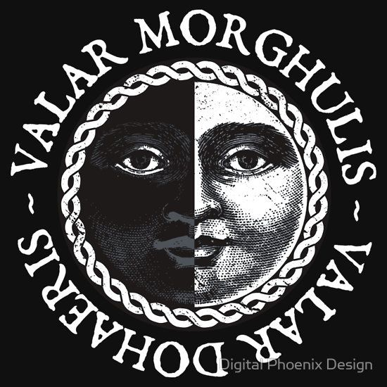 the gallery for gt valar morghulis iphone wallpaper