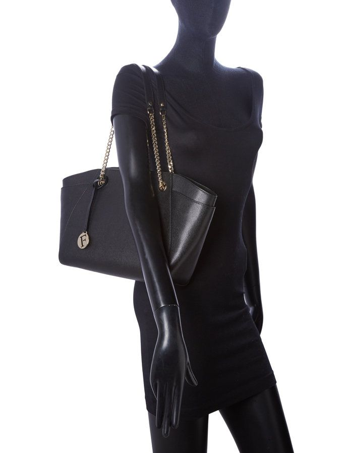 Julia Medium Saffiano Leather Tote by Furla at Gilt  8c770f6a389ef