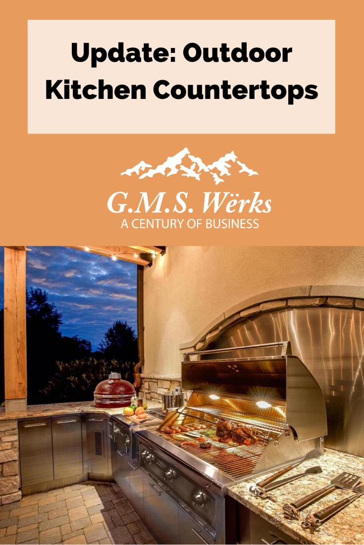 Outdoor Kitchen Countertops Supplier Omaha In 2020 Outdoor Kitchen Countertops Outdoor Kitchen Kitchen Countertops