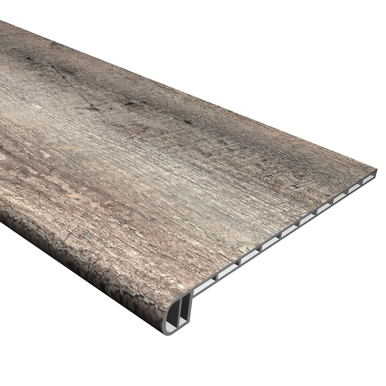 Best Cali Vinyl Pro Stair Tread Redefined Pine In 2020 Stair 400 x 300