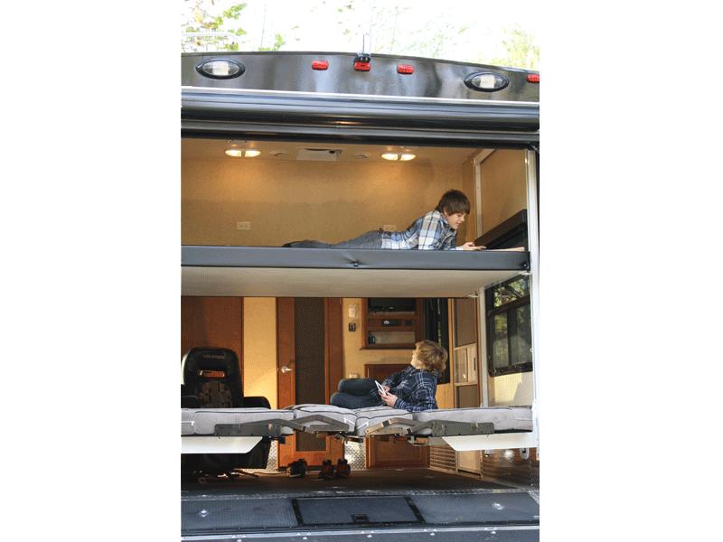 HappiJac Power Bedlift Bed lifts, Ceiling bed, Drop down