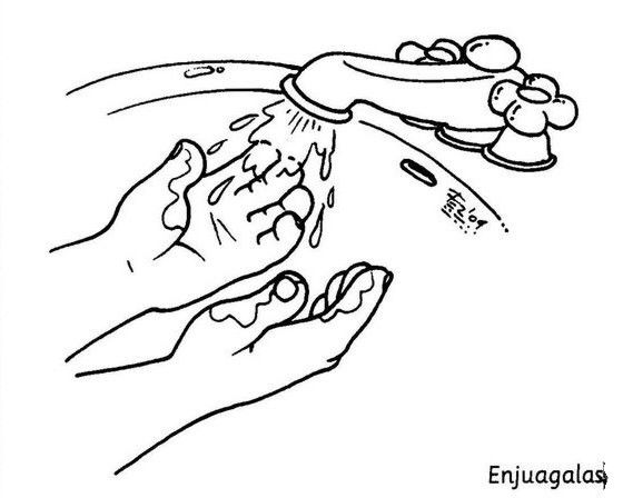 Salud E Higiene10 Jpg 560 448 Art Drawings For Kids Clip Art Routine Cards