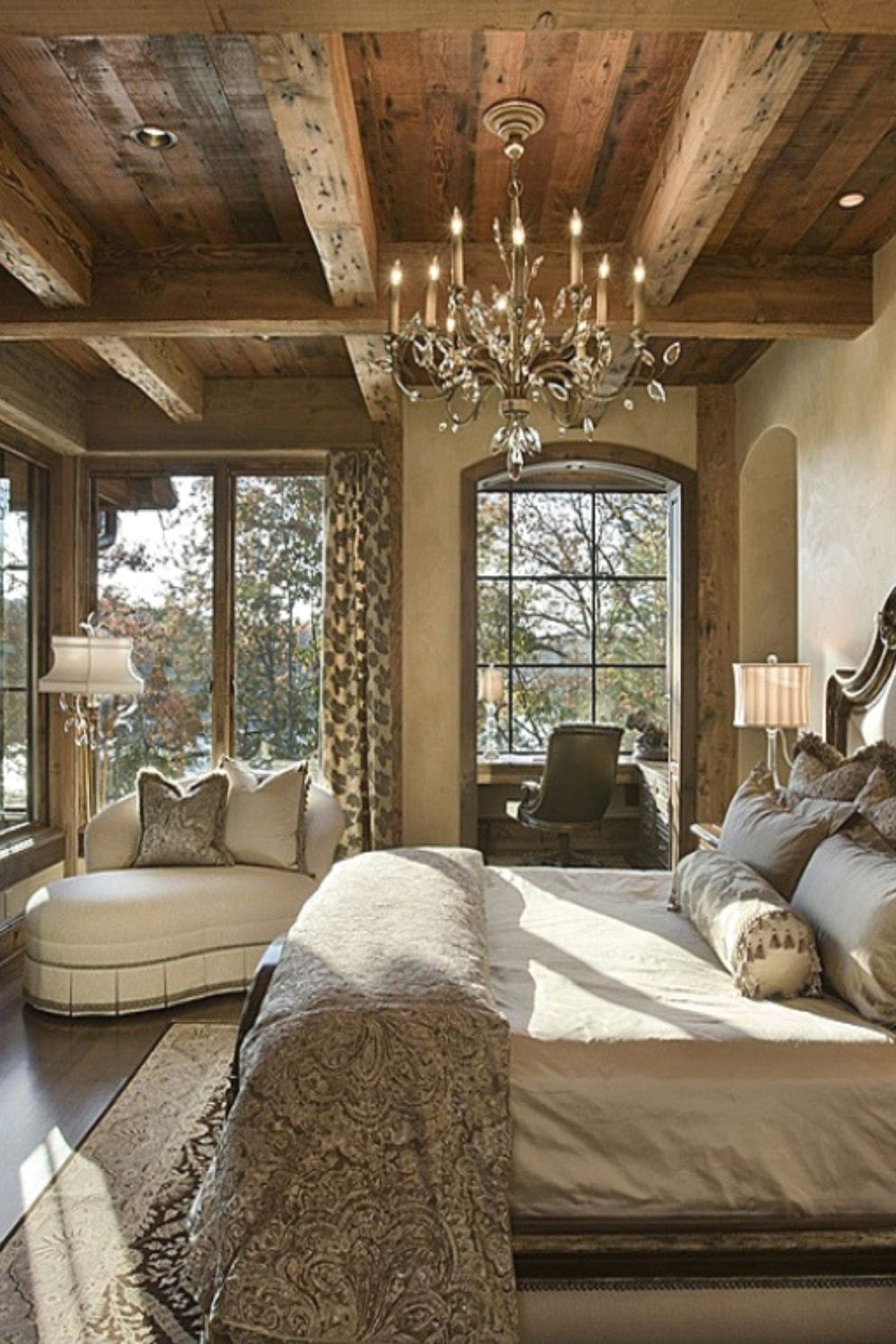 Luxury Master Bedroom Colors Natural About House Castle 600 Bedroomdecorideas Bedroomdec Country Master Bedroom Luxury Bedroom Master Rustic Master Bedroom