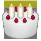 Birthday Cake Emoji Apple Ios Version Emoji Cake Emoji Birthday Cake Cake