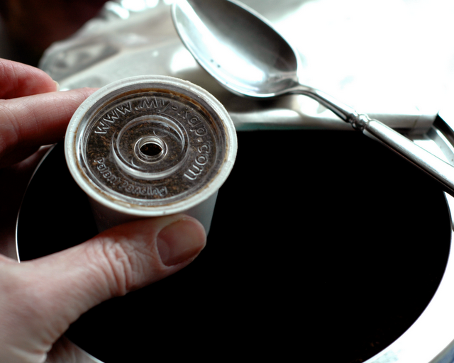 Re-use K-cups and save a bazillion dollars.