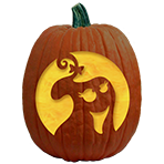 Pumpkin Carving Patterns and Free Pumpkin Carving Patterns and Stencils for your Halloween Jack O Lantern - Frieda