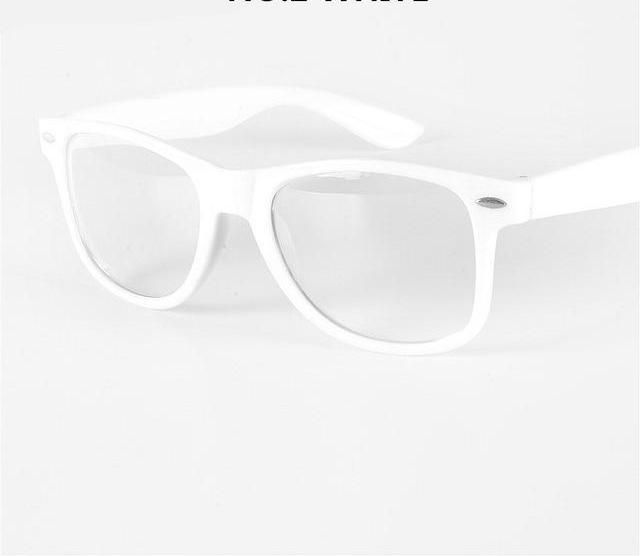 Clean Frame Nerdy Cute Glasses | Glass, Eyewear and Products